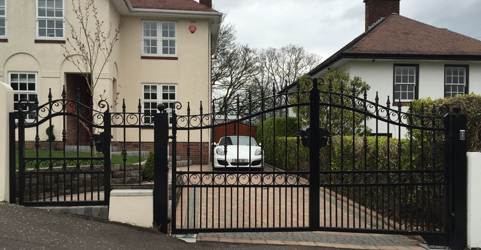 Hayes Metal Craft Gates And Railings Belfast Gates And
